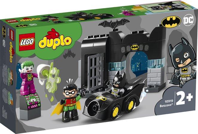 LEGO Duplo 10919 - Batmanova jeskyně