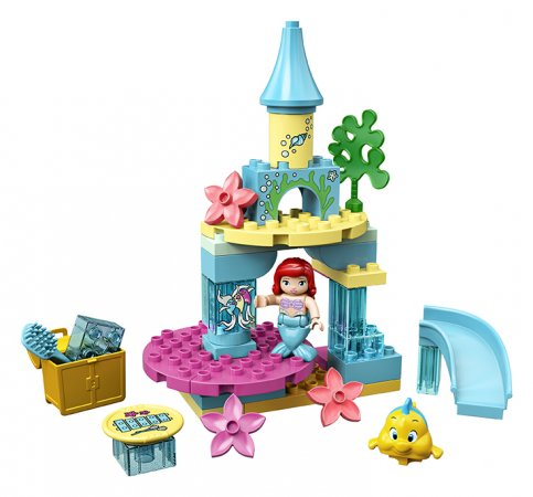LEGO Duplo 10922 - Arielin podmořský zámek