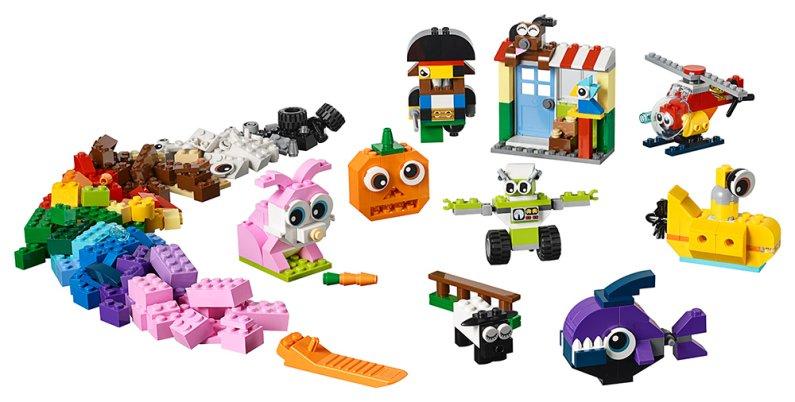 LEGO Classic 11003 - Kostky s očima