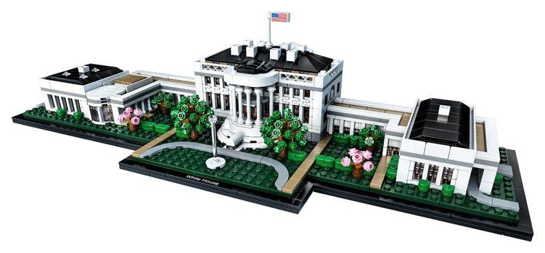 LEGO Architecture 21054 - Bílý dům