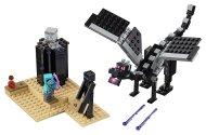 LEGO Minecraft 21151 - Souboj ve světě End