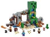 LEGO Minecraft 21155 - Creepův důl