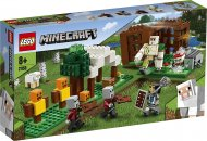 LEGO Minecraft 21159 - Základna Pillagerů