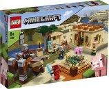 LEGO Minecraft 21160 - Útok Illagerů