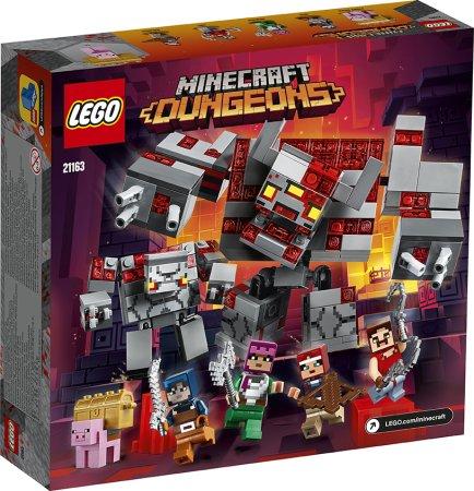 LEGO Minecraft 21163 - Bitva o rudit