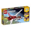 LEGO Creator 31086 - Futuristický letoun