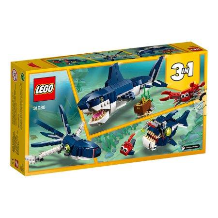 LEGO Creator 31088 - Tvorové z hlubin moří