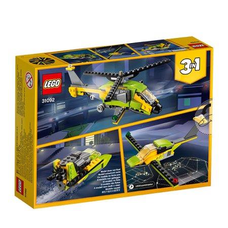 LEGO Creator 31092 - Dobrodružství s helikoptérou