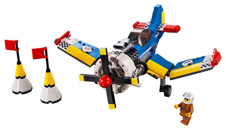 LEGO Creator 31094 - Závodní letadlo