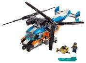 LEGO Creator 31096 - Helikoptéra se dvěma rotory