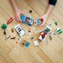LEGO Creator 31108 - Rodinná dovolená v karavanu 3v1