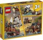 LEGO Creator 31109 - Pirátská loď 3v1