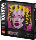 LEGO Art 31197 - Andy Warhol's Marilyn Monroe