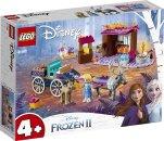 LEGO Disney 41166 - Elsa a dobrodružství s povozem