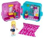 LEGO Friends 41406 - Herní boxík: Stephanie a móda