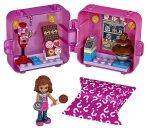 LEGO Friends 41407 - Herní boxík: Olivia a dortíky