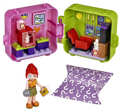 LEGO Friends 41408 - Herní boxík: Mia a kino