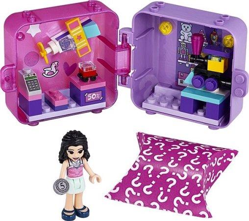 LEGO Friends 41409 - Herní boxík: Emma a focení zvířátek