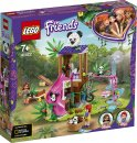 LEGO Friends 41422 - Pandí domek na stromě v džungli