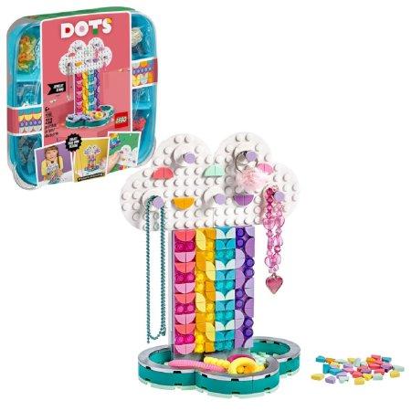 LEGO Dots 41905 - Duhový stojan na šperky