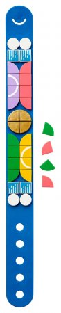 "LEGO DOTS 41911 - Náramek ""Do toho!"""