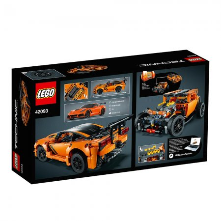 LEGO Technic 42093 - Chevrolet Corvette ZR1