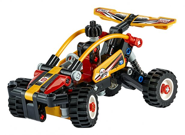 LEGO Technic 42101 - Bugina