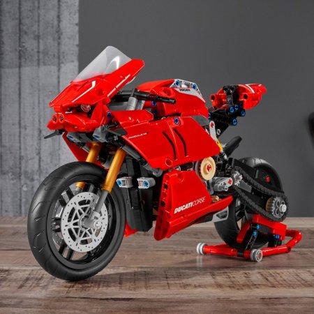 LEGO Technic 42107 - Ducati Panigale V4 R