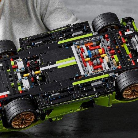 LEGO Technic 42115 - Lamborghini Sián FKP 37