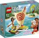 LEGO Disney 43170 - Vaianino oceánské dobrodružství