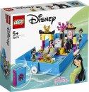 LEGO Disney 43174 - Mulan a její pohádková kniha dobrodružství