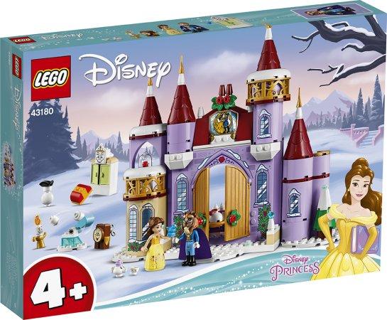 LEGO Disney 43180 - Bella a zimní oslava na zámku