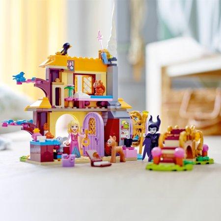 LEGO Disney 43188 - Šípková Růženka a lesní chaloupka