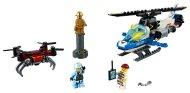 LEGO City 60207 - Letecká policie a dron