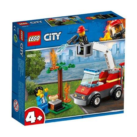 LEGO City 60212 - Grilování a požár