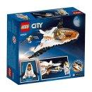 LEGO City 60224 - Údržba vesmírné družice