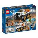 LEGO City 60225 - Testovací jízda kosmického vozítka