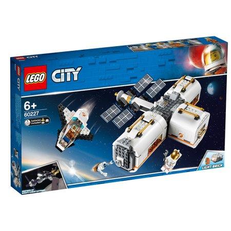 LEGO City 60227 - Měsíční vesmírná stanice