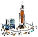 LEGO City 60228 - Start vesmírné rakety