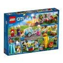 LEGO City 60234 - Sada postav – Zábavná pouť