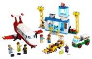 LEGO City 60261 - Hlavní letiště