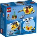 LEGO City 60263 - Oceánská mini ponorka
