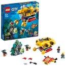 LEGO City 60264 - Oceánská průzkumná ponorka