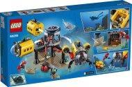 LEGO City 60265 - Oceánská průzkumná základna