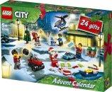 LEGO City 60268 - Adventní kalendář