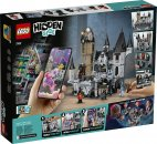 LEGO Hidden Side 70437 - Tajemný hrad