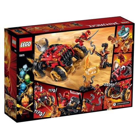 LEGO Ninjago 70675 - Katana 4x4