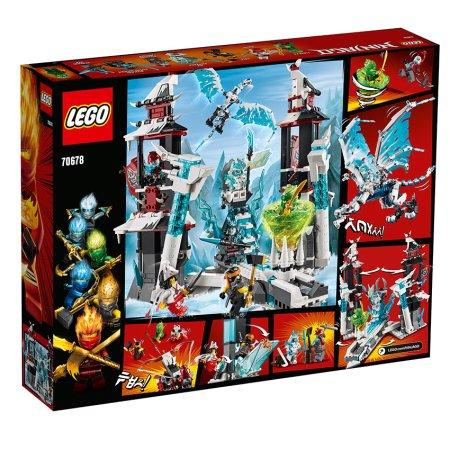 LEGO Ninjago 70678 - Hrad zapomenutého císaře