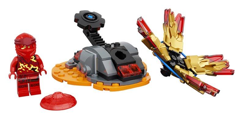 LEGO Ninjago 70686 - Spinjitzu úder – Kai