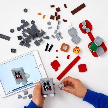 LEGO Super Mario 71364 - Potíže v pevnosti Whompů – rozšířující set
